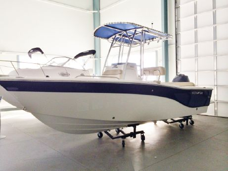 2015 Sea Fox 209 Commander