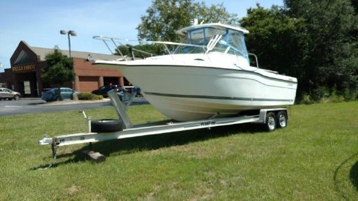1999 Seaswirl Striper 2600 Limited Edition