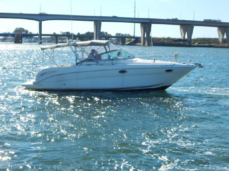 Sea ray 290 amberjack for sale yachtworld uk for Sea ray fish
