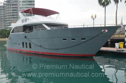 2008 Bondway 75 Cruising Live-aboard