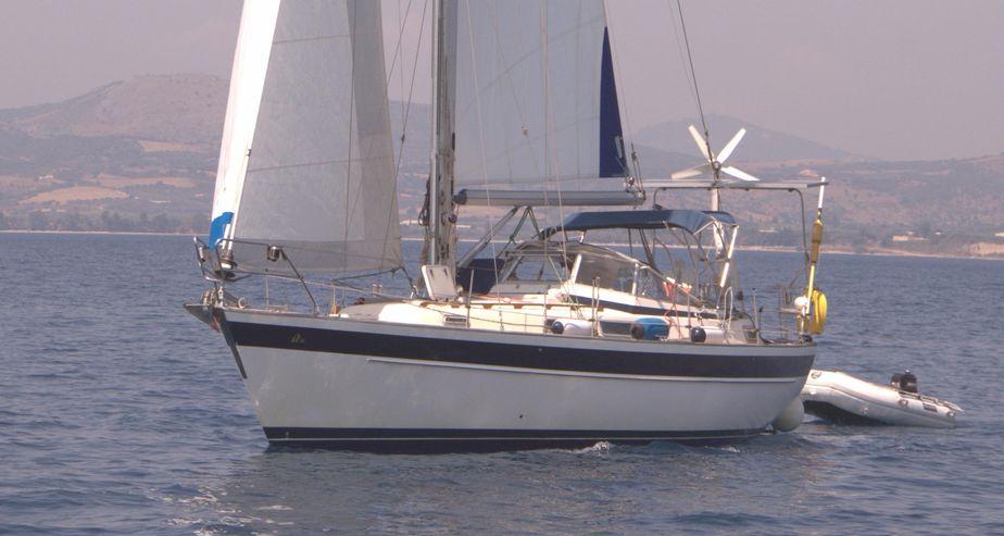 1991 Hallberg-Rassy 36 Sail Boat For Sale - www yachtworld com