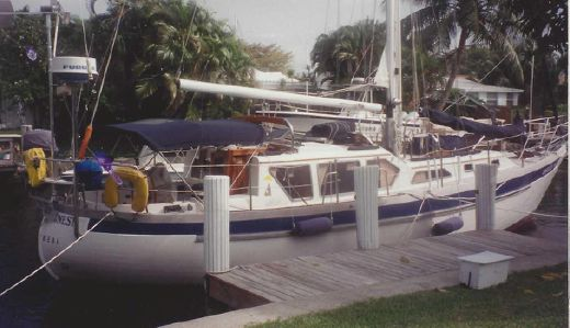 1988 Slocum 43 Pilothouse