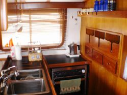 Photo of Eagle 40 Pilothouse Trawler by Transpac