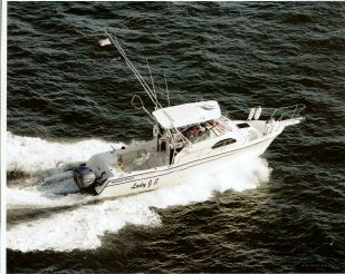 2003 Grady-White 300 Marlin