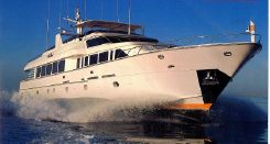1994 Hatteras RAISED PILOTHOUSE