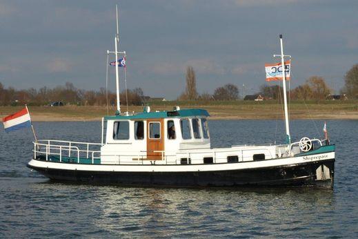 1927 Classic Amsterdammer Sleepboot Tugboat