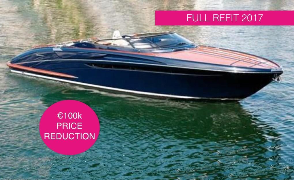 riva rivarama 44 boats for sale