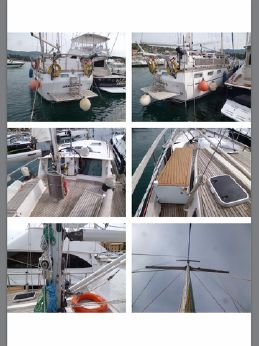 2003 Nauticat 44