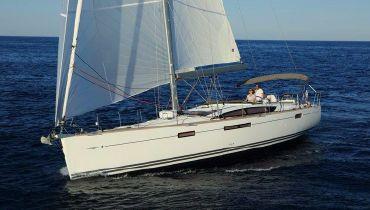 2017 Jeanneau 58 yacht