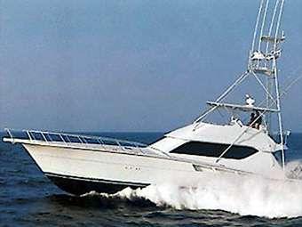 2000 Hatteras 60 Convertible