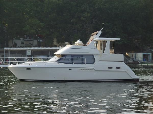 2000 Carver 356 Aft Cabin Motor Yacht Power Boat For Sale