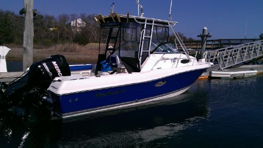 2001 Wellcraft 240 Coastal