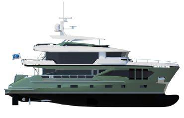 2019 Ava Yachts Kando 90