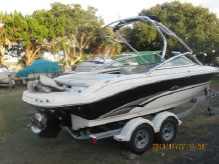 2003 Sea Ray 200 Select