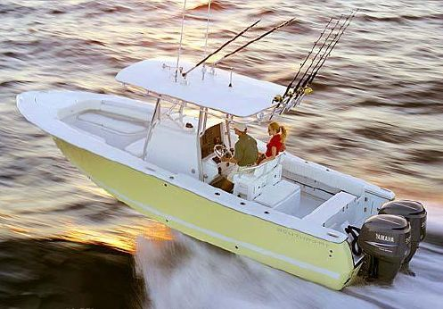 2007 Southport 26 Center Console