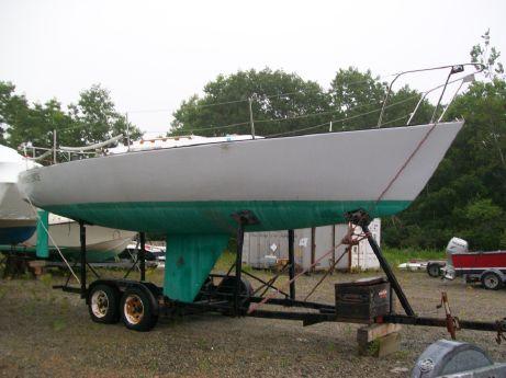 1984 J29 Auxiliary sloop