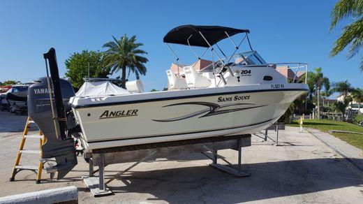 2008 Angler 204 Limited Edition WA