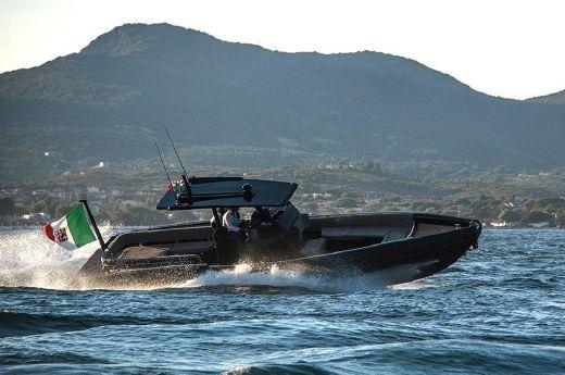 2017 Novamarine Black Shiver 100 (diesel)