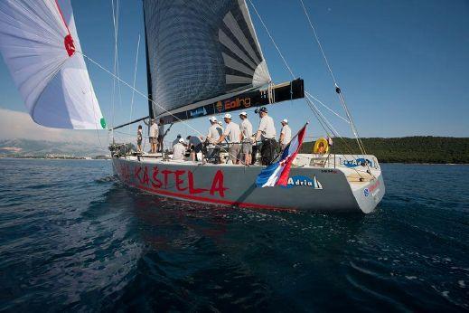 2003 Grand Soleil 56 Race