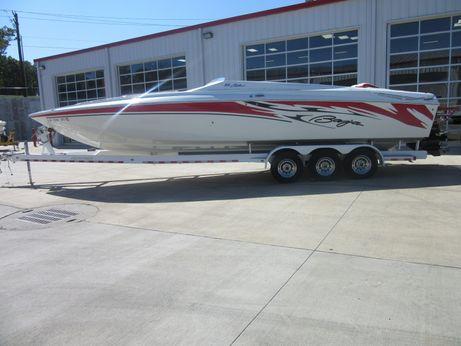2007 Baja Marine 35 Outlaw