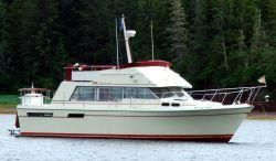 1982 Bayliner 4050 Bodega