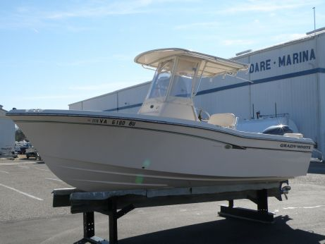 2012 Grady-White Fisherman 209