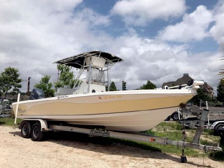 2007 Sea Chaser 250 LX Bay Runner