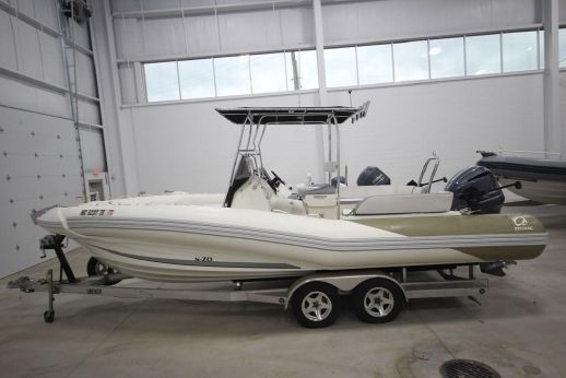 2014 Zodiac N-ZO 760 NEO 300hp DEC T-Top