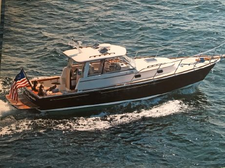 2002 Hunt Yachts 33 Express