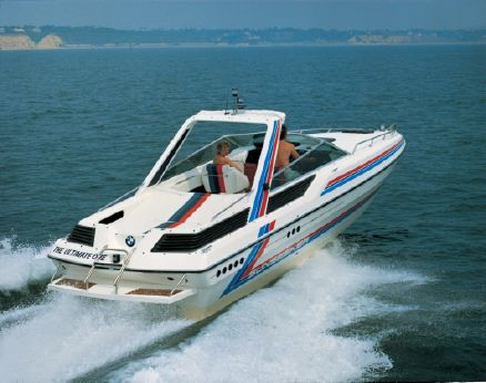 1987 Sunseeker 34 XPS
