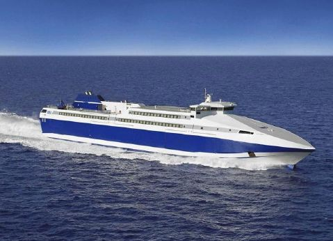 1999 Ro/ro Passenger High Speed Vessel