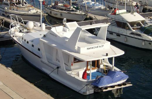 1970 Santa Margherita motor yacht