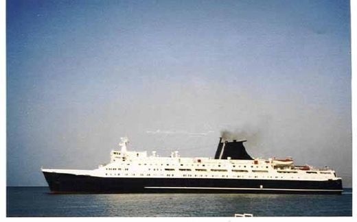1974 Commercial Passenger Ship