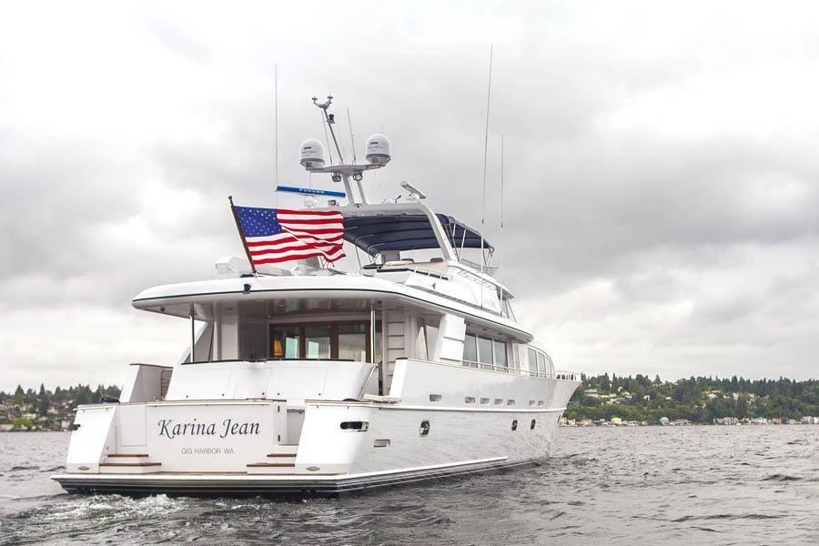 Karina Jean Mega Yacht Crescent For Sale Yachtworld