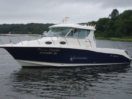 2005 Seaswirl Striper 2901 with Alaska Cabin Pilothouse