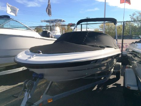 2014 Bayliner 160 Bowrider with Trailer