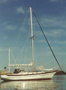 1992 Cabo Rico 38