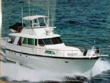 1973 Hatteras 53 Motor Yacht