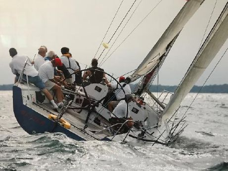 Carroll Marine Farr 40 One Design