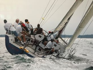 1998 Carroll Marine Farr 40 One Design