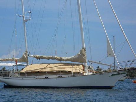 1987 Herreshoff Mobjack Staysail Ketch