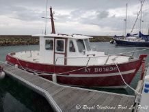 2002 Rhea Marine Rhéa 750