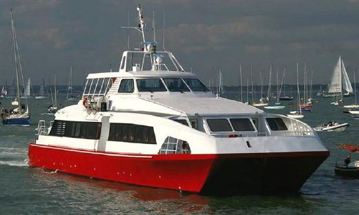 1999 Custom Catamaran Passenger Ferry