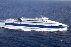 2001 Ro/ro Passenger High Speed Vessel