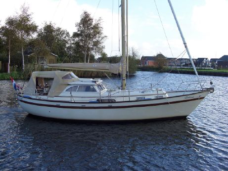 1975 Fjord 33