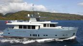 photo of 83' 24m Explorer Trawler