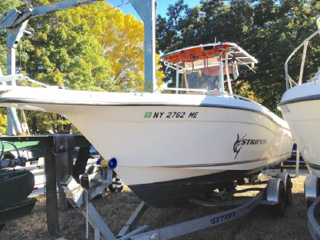 2006 Seaswirl Striper 2301CC