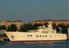 2009 Riga Shipyard Commercial Long Range