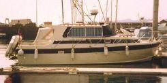 1985 Aqua-Star 33 Aft Cockpit