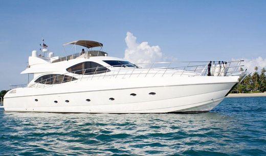 2009 Lamberti Motor Yacht 80